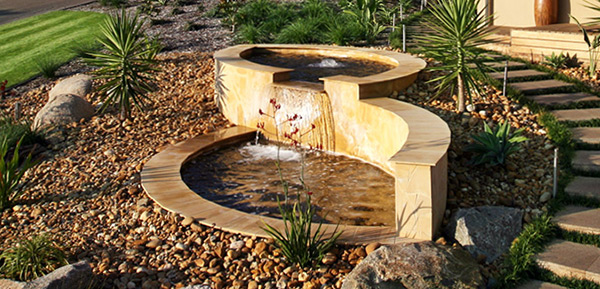 Waterfeatures
